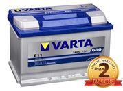 Аккумулятор Varta на Renault с доставкой и установкой 87074808949