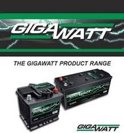 Аккумулятор Gigawatt 60 Ah для Toyota Corolla в Алматы