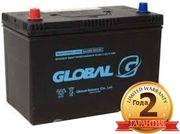 Аккумулятор Global 90ah с доставкой и установкой 87074808949