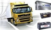 Аккумуляторы для грузовых авто и спецтехники в Алматы