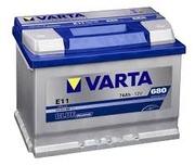 VARTA 574 012 068 Blue Dynamic 74Ah  8(747)3622915