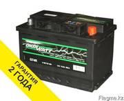 Аккумулятор Gigawatt 74AH 680A с доставкой и установкой бесплптно